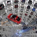 Những ý tưởng thiết kế giàn thép đỗ xe cao tầng cho tương lai