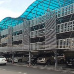 Hiệu quả sau hơn 1 năm đưa vào sử dụng bãi đỗ xe cao tầng Trần Nhật Duật