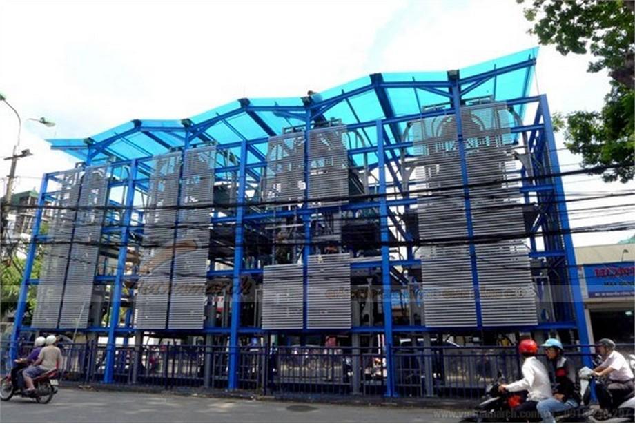 Đầu tư tiền tỷ cho các bãi đỗ xe thông minh trong các khu đô thị lớn tại Việt Nam-02