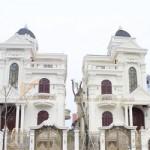 Choáng ngợp với tòa lâu đài đôi 100 tỷ sang trọng bậc nhất Quảng Ninh