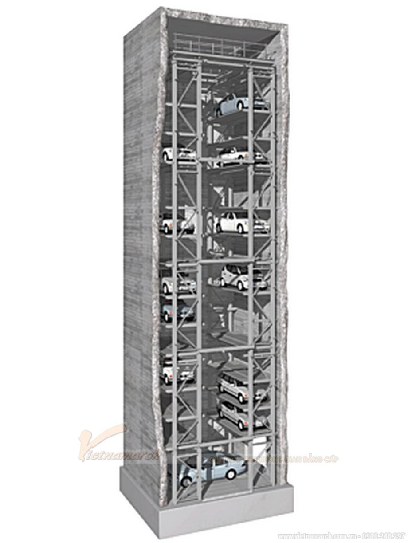 Xem thiết kế bãi đỗ xe thông minh của người Hàn Quốc-02