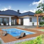 Thiết kế biệt thự vườn 1 tầng đẹp tại Quảng Ninh
