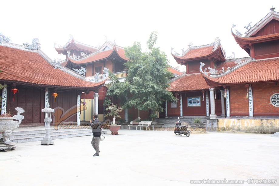 thiết kế và thi công chùa Việt