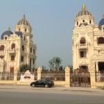Lâu đài 1500 tỷ có nội thất dát vàng tại Ninh Bình