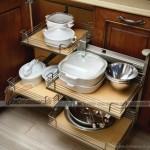 Những mẫu tủ bếp có ngăn kéo tiện lợi không thể thiếu trong căn bếp nhà bạn