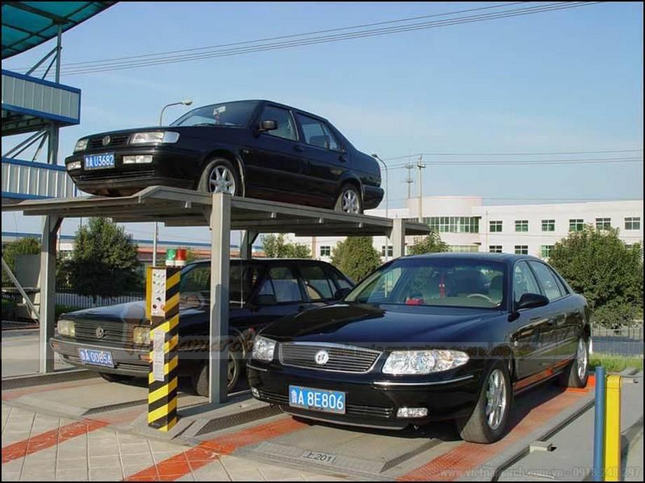 Bãi đỗ xe thông minh - giải pháp điểm đỗ xe an toàn, thông minh-03
