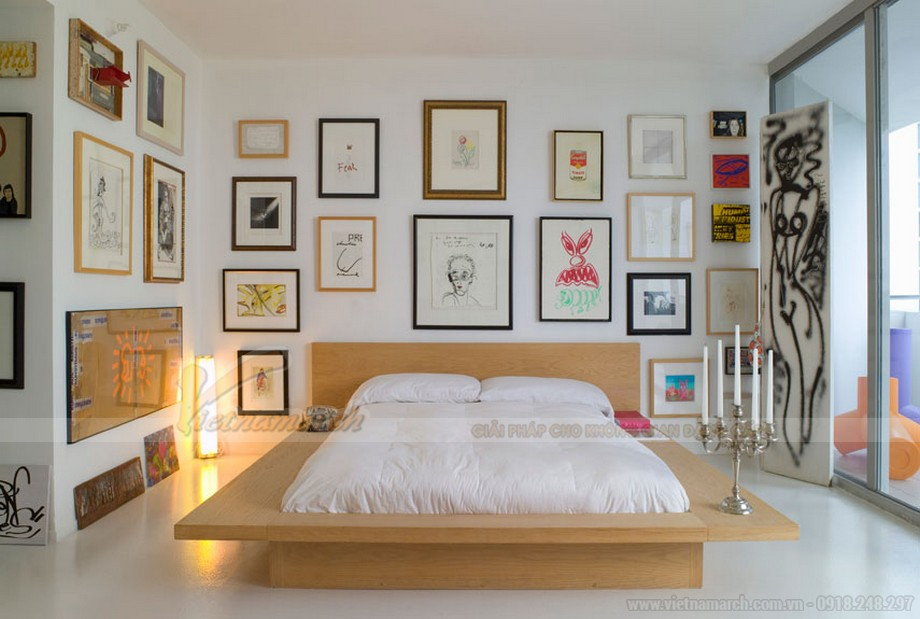 Mẫu phòng ngủ Master thiết kế hiện đại dành riêng cho biệt thự Hoa Anh Đào-02