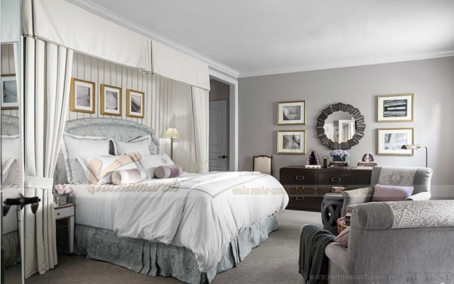 Mẫu phòng ngủ Master thiết kế hiện đại dành riêng cho biệt thự Hoa Anh Đào-05