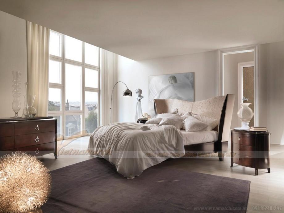 Mẫu phòng ngủ Master thiết kế hiện đại dành riêng cho biệt thự Hoa Anh Đào-07