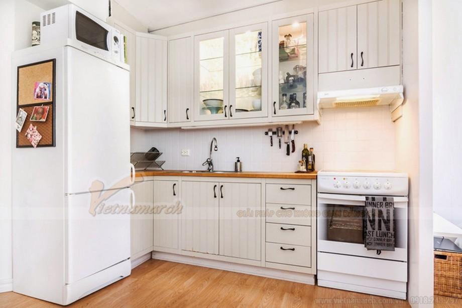 Sai lầm cần tránh khi bố trí đồ nội thất, đồ dùng trong nhà bếp