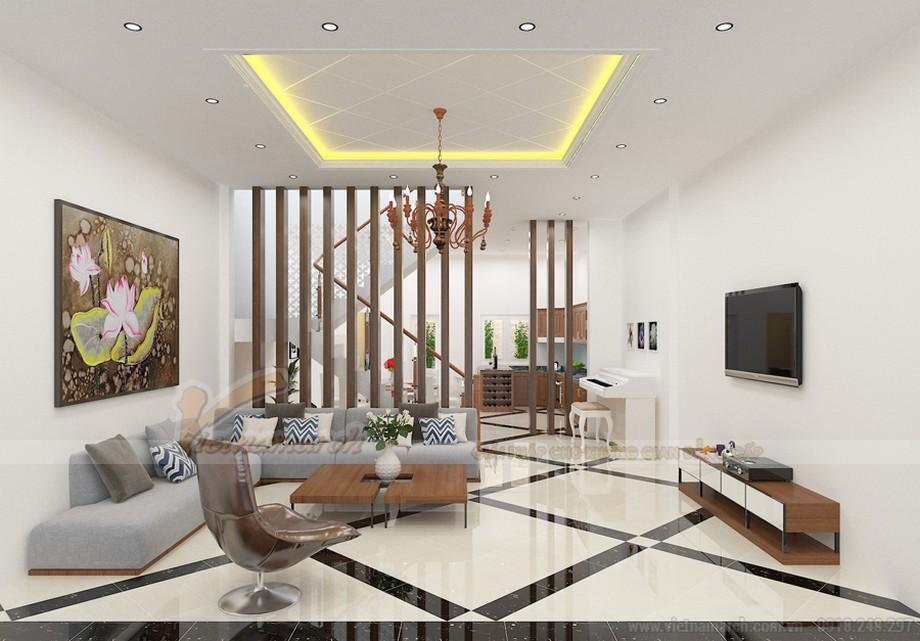 Image result for nội thất mặt tiền cho nhà phố