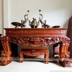 101 mẫu bàn thờ, tủ thờ đẹp – chuẩn phong thủy