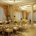 Phương án thiết kế căn hộ mẫu tòa D'capitale Trần Duy Hưng