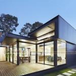 Căn nhà cấp 4 phong cách hiện đại với khu vườn ấn tượng