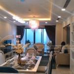 Ngắm nội thất hoàn hảo trong căn hộ mẫu chung cư Tân Hoàng Minh – 36 Hoàng Cầu