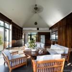 Mẫu nhà ở 1 tầng đẹp và tiện nghi như resort tại Thủ Dầu – Bình Dương