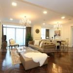 Thiết kế căn hộ 4 phòng ngủ tại tòa Ruby 4 Goldmark City