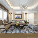 Thiết kế nội thất căn F1 chung cư D'. Le Pont D'or – 36 Hoàng cầu – Tân Hoàng Minh