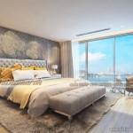 Phương án thiết kế nội thất căn hộ mẫu chung cư Vinhomes Skylake