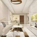 Phương án thiết kế nội thất cho căn hộ Vinhomes Green Bay Mễ Trì