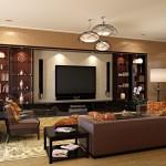 Phương án thiết kế nội thất hiện đại cho căn hộ 02 tòa Ruby 3 Goldmark City