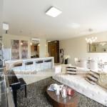 Thiết kế nội thất căn hộ 03 tòa Ruby 1 Goldmark City đơn giản thanh lịch