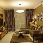 Thiết kế và thi công hoàn thiện nội thất căn hộ 2 phòng ngủ tòa Ruby 3 Goldmark City