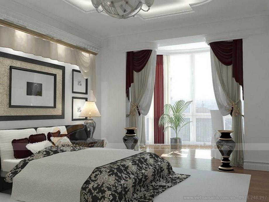 Thiết kế nội thất giúp không gian bừng sáng cho căn hộ 04-09 tòa Sapphire 1-08
