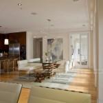 Thiết kế nội thất giúp không gian bừng sáng cho căn hộ 04-09 tòa Sapphire 1