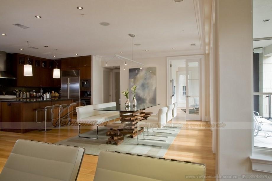 Thiết kế nội thất giúp không gian bừng sáng cho căn hộ 04-09 tòa Sapphire 1-04