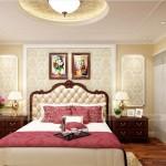 Thiết kế nội thất tân cổ điển căn hộ 03 tòa Ruby 3 Goldmark City