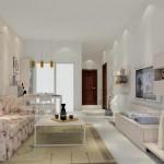 Thiết kế nội thất hiện đại đẹp lung linh cho căn hộ nhỏ tại chung cư Vinhomes Skylake