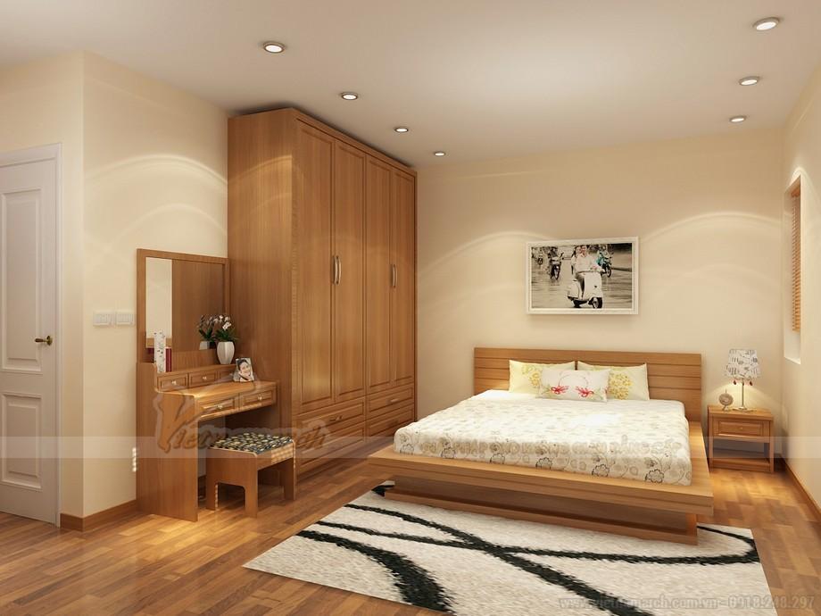 Thiết kế nội thất hiện đại sang trọng cho căn hộ Vinhomes Skylake-06