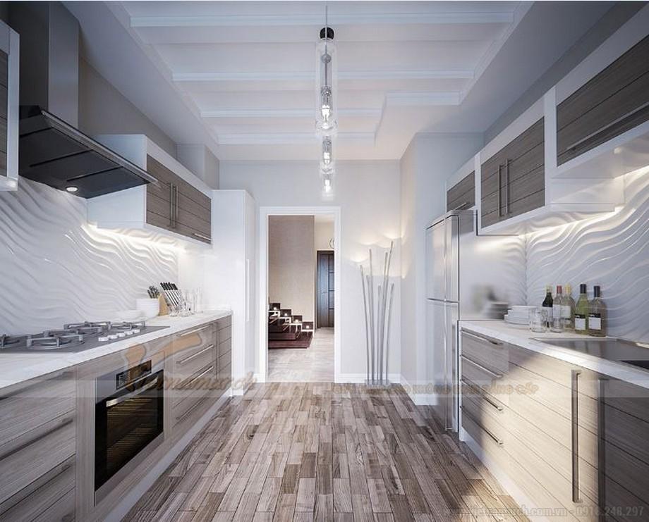 Thiết kế nội thất hiện đại sang trọng cho căn hộ Vinhomes Skylake-03