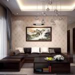 Phương án thiết kế nội thất hiện đại cho căn hộ Vinhome Skylake