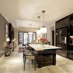 Tư vấn phương án thiết kế căn hộ 15 tòa G1 Vinhomes Green Bay phong cách sang trọng