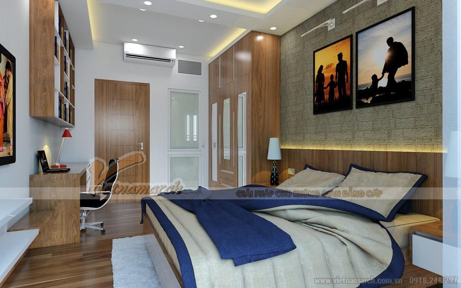 Thiết kế nội thất hiện đại sáng tạo cho căn hộ chung cư Vinhomes Skylake-03