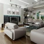 Thiết kế nội thất hiện đại sáng tạo cho căn hộ chung cư Vinhomes Skylake