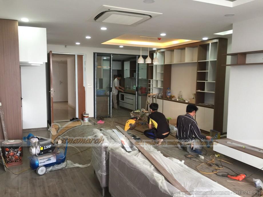 Thiết kế nội thất New Skyline - Văn Quán - Hà Đông