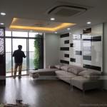 Hoàn thiện thi công nội thất căn hộ 16 tầng 9 New Skyline Văn Quán