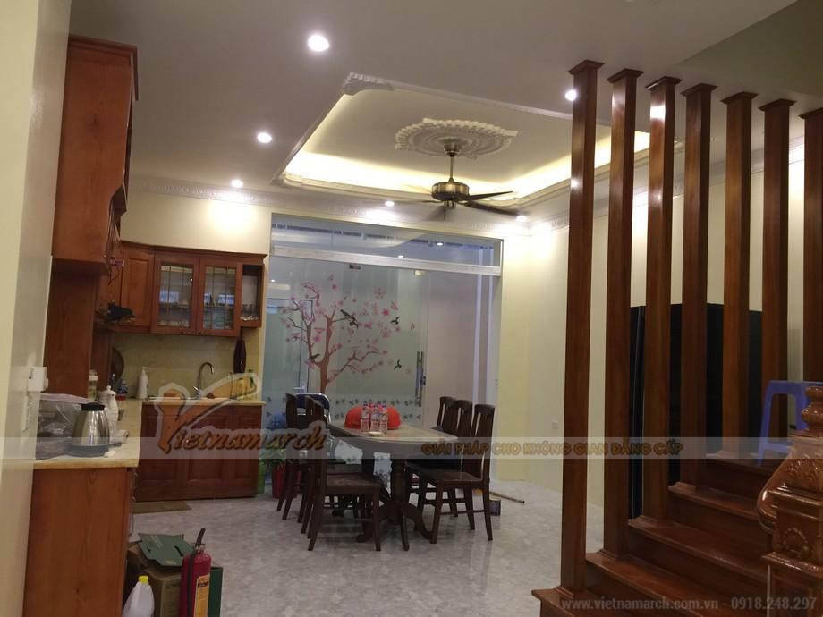 Nội thất phòng bếp đẹp và ấn tượng