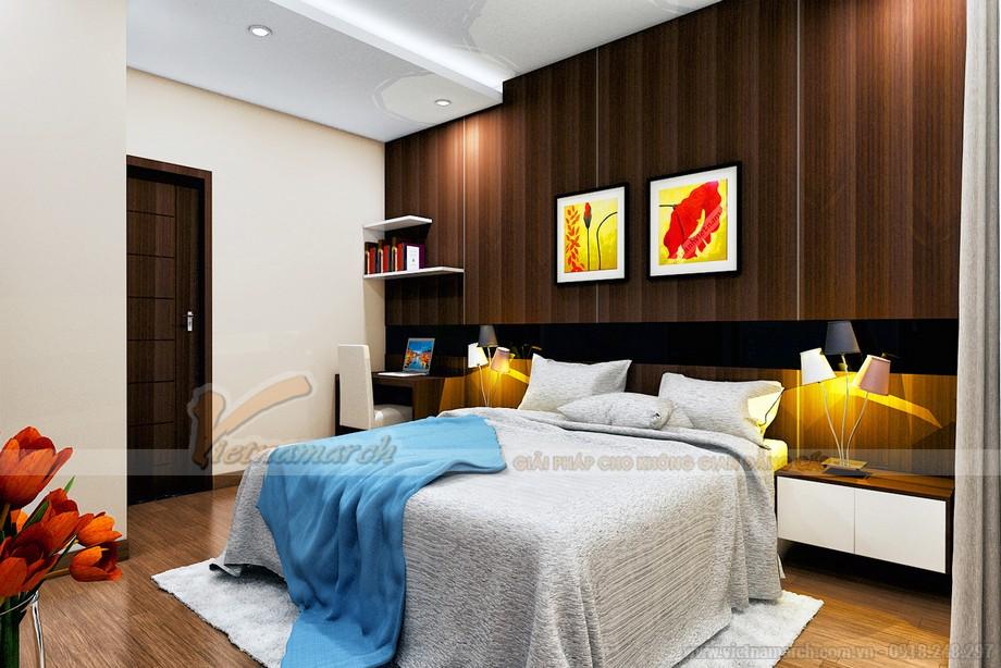 Phòng ngủ thứ 2 thiết kế hiện đại và trẻ trung