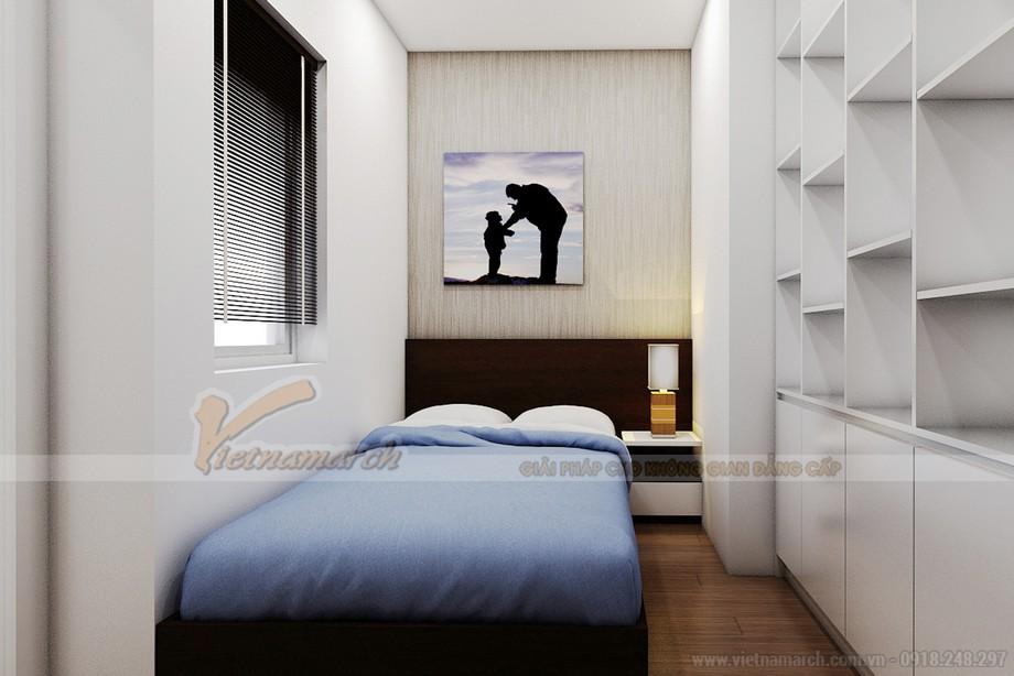 Phòng ngủ phụ - hay phòng ngủ nhỏ dành cho trẻ
