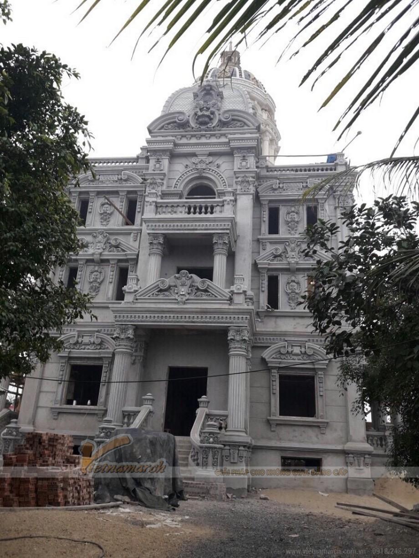 Kiến trúc biệt thự tân cổ điển tại Hải Phòng