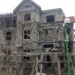 Thiết kế và thi công hoàn thiện biệt thự tại Hưng Yên
