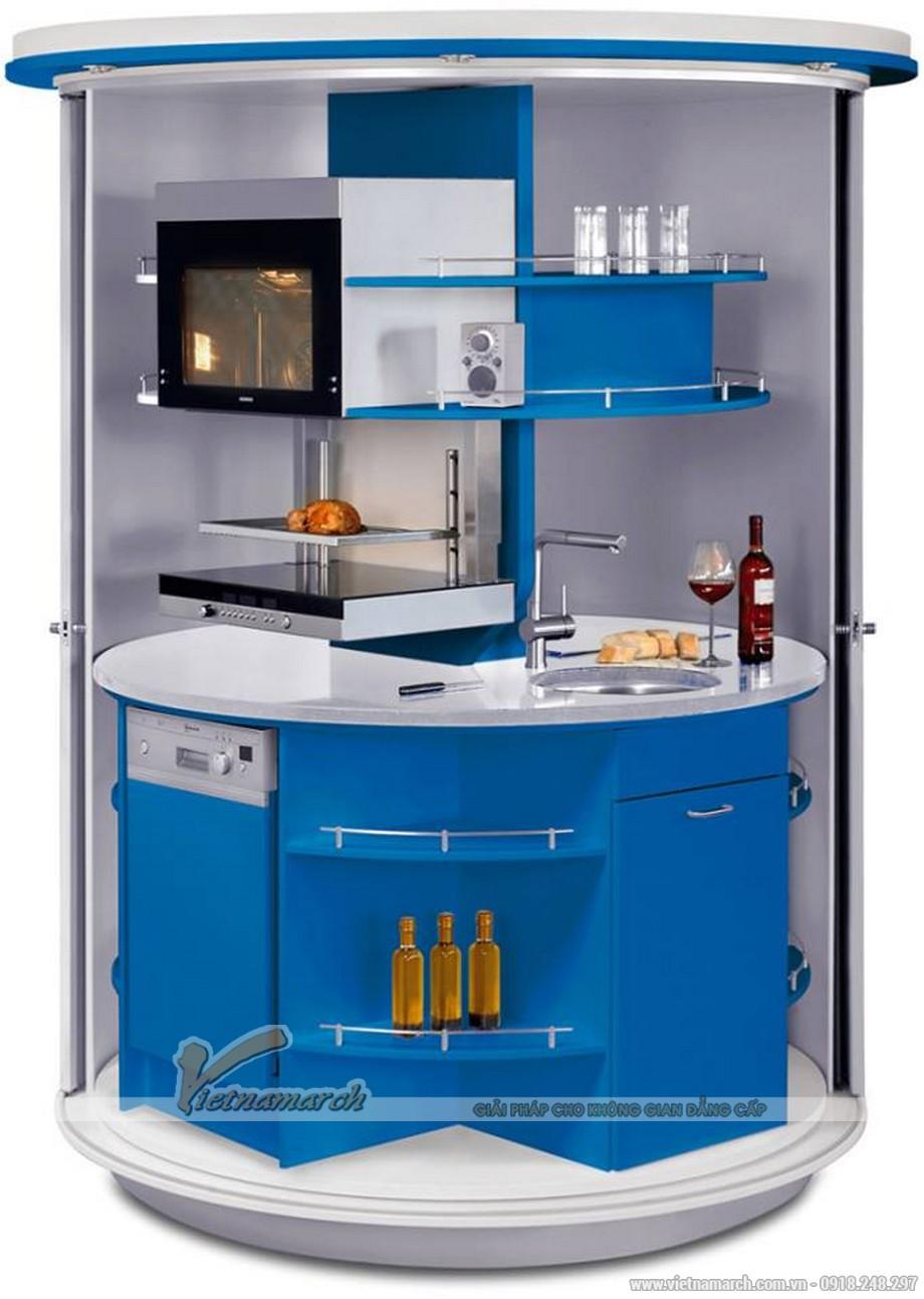 Tủ bếp thông minh - tủ bếp cao cấp VNA