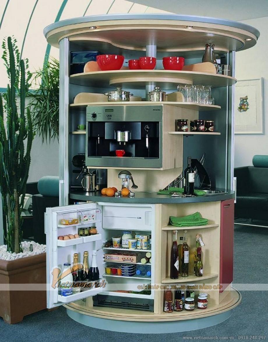 Tủ bếp thông minh - tủ bếp cao cấp VNA 02