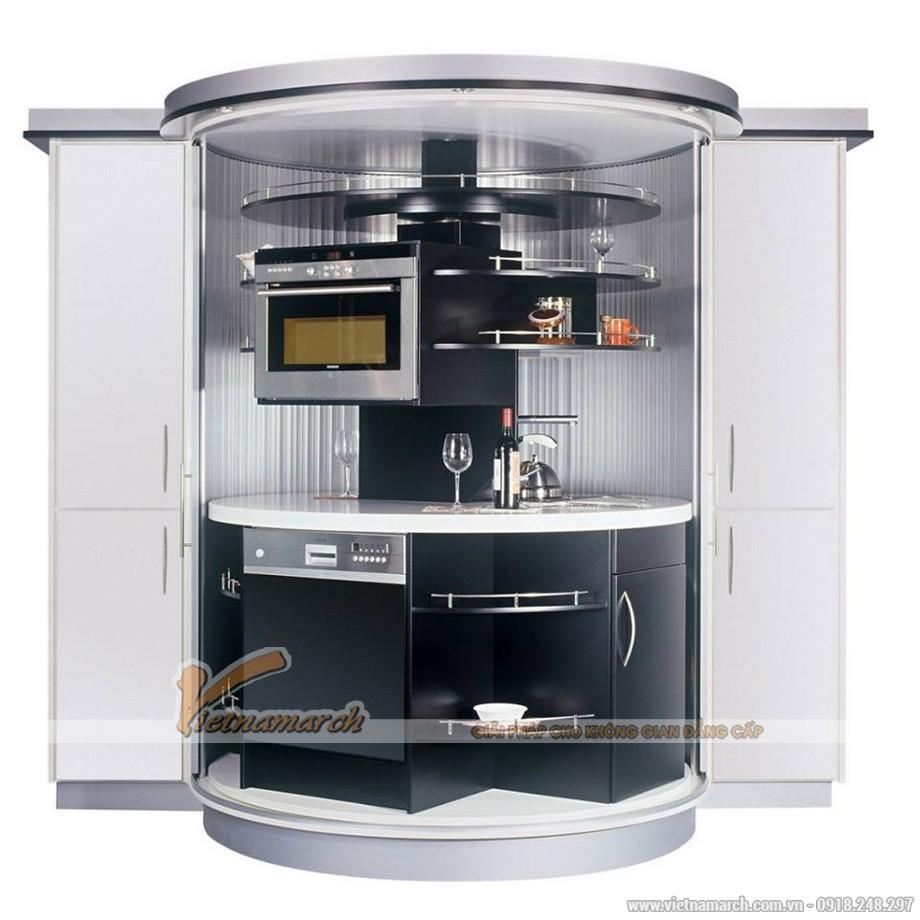 Tủ bếp thông minh - tủ bếp cao cấp VNA 03