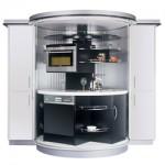 Tủ bếp thông minh cho không gian phòng bếp hiện đại