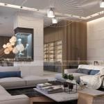 Tư vấn phương án thiết kế nội thất căn hộ 15B tòa G2 Vinhomes Green Bay với 4 phòng ngủ